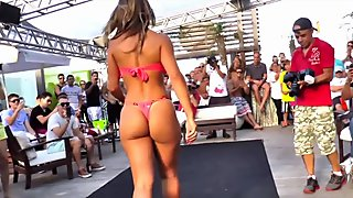 Sexy Brazilian Videos - Bikini contest 3 top