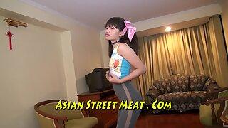 hunger Quenching japanese ass-fuck