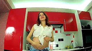 Pregnant Iviola 02 from MyPreggocom