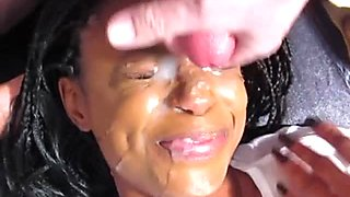 Dunkcrunk amateur facial compilation Episode 103