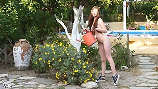 Emily Bloom - Watering