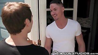 FalconStudios Skyy Knox Met His Hot &amp_ Horny New Neighbor