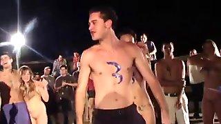 College Sex Olympics