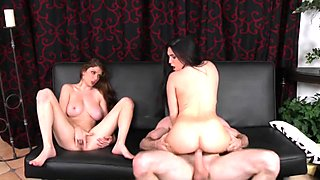 Reality Kings - Sexy threesome with two sexy teens