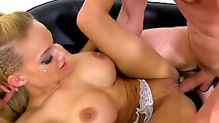 Killergram Lou Lou Loves taking big cock in her wet pussy