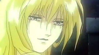Hentai babe seduces a stranger