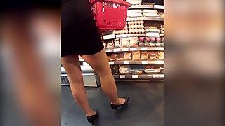 Μιλφ πόδια ψώνια