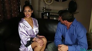 Nuru Massage Cock - Landlord fucks masseur