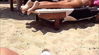 voyuer beach ass