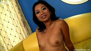 Astonishing Filipino blowlerina Lucky Starr sucks Jon Jon's black tool