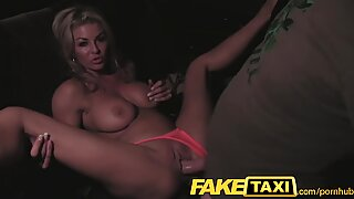 FakeTaxi All clothed up and no one to blow