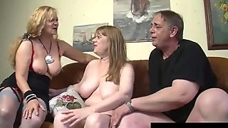 Fat german couple fucking