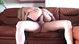 Hot milf and her younger lover 197