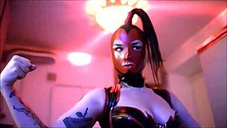 Anouk - M fetish videografie