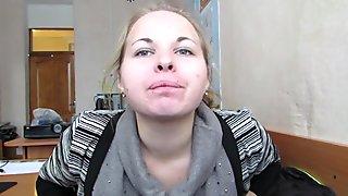 Tongue Tricks, Deepthroat, Saliva, Tonsils, Svetlana 20