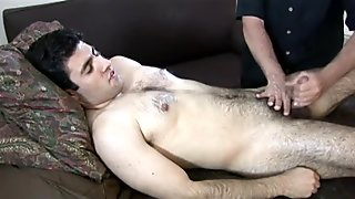 Zarek Blows His Load