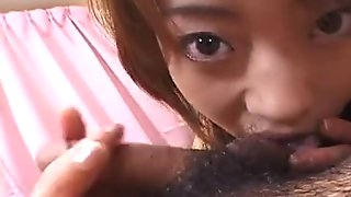 Gorgeous Japanese Teen Model Grinds
