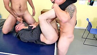Straight men in jocks fucking men and straight guy dick beac