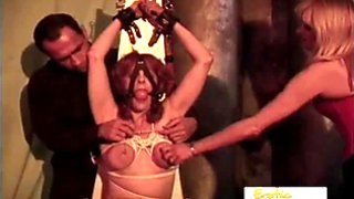Slave Endures Everything Thats Thrown At Her