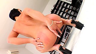 Rough anal hardcore sex with Cassey from Ass Traffic