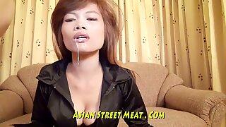 Sperm Sweat Spit Ingesting Anal Thai