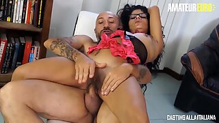 AMATEUR EURO Horny Mature Giulia Squirt Has Anal On Cam